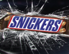 Snickers. Commercial