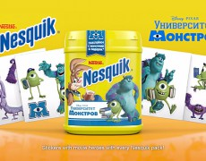 Nesquik Monsters